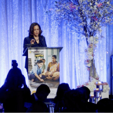 Pratham USA galas host Sen. Kamala Harris and Sundar Pichai