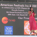 5th Dussehra Festival was Organized by Indo-American Festival at New York