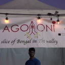 Agomoni's Durga Puja was Organized in San Francisco