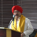 Ambassador of India to USA Shri Harsh Vardhan Shringla addresses the Sikh community at the Baltimore