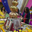 Navratri Celebration was Organized by Gujarati Samaj Of Cleveland at Cleveland, Ohio