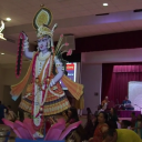 Sharad Purnima Raas Garba was Organized by Vallabh Vidya Mandir at Houston at Texas