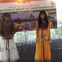 Celebration of india 72nd independence day at Washington - Photos