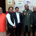 "Launching Ceremony of ""Support New India"" a Non-Profit Organization, held at New Jersey"