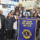 Lions Club Organized Food Drive Health Committee in New York