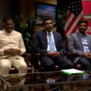 Tamil Nadu Deputy CM with Delegation was Hosted by Chicago Consulate