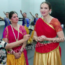 Indian classical dance kathak event -Photos