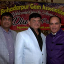 Bahadarpur Gam Association Arranged Diwali Party Event At New Jersey