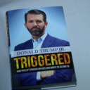 Donald J.Trump Jr's New Book 'Triggered' Launch Event.
