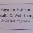 Yoga for Holistic Health and Wellbeing by Dr.H.R.Nagendra was Held by India House in Houston
